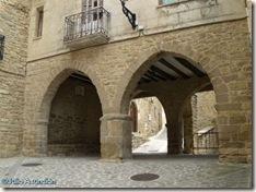 Plaza de la Virgen - Aibar