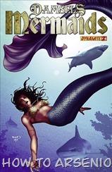 P00017 - Damsels Mermaids #2