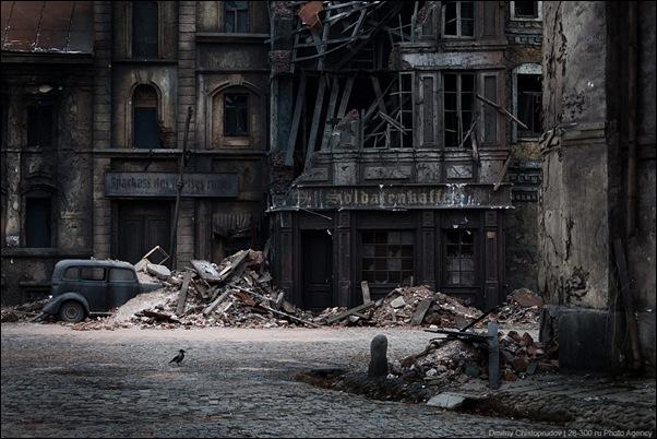 La cité oubliée - Mosfilm (2)