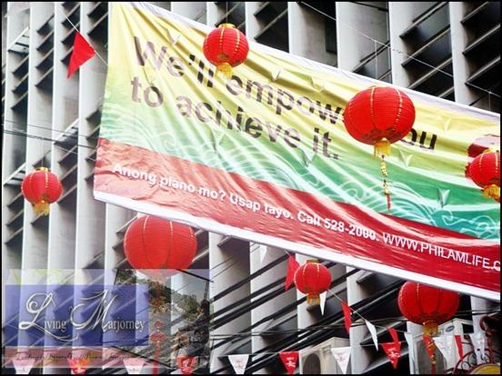 Philam Life's Chinese New Year Celebration