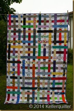 Quilt142-Simply Woven