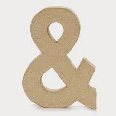 http://www.joann.com/paper-mache-letter-ampersand-symbol-12-x-1.5-inch/13334115.html#start=5
