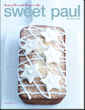 Sweet Paul Magazine   Winter 2011   Page 1