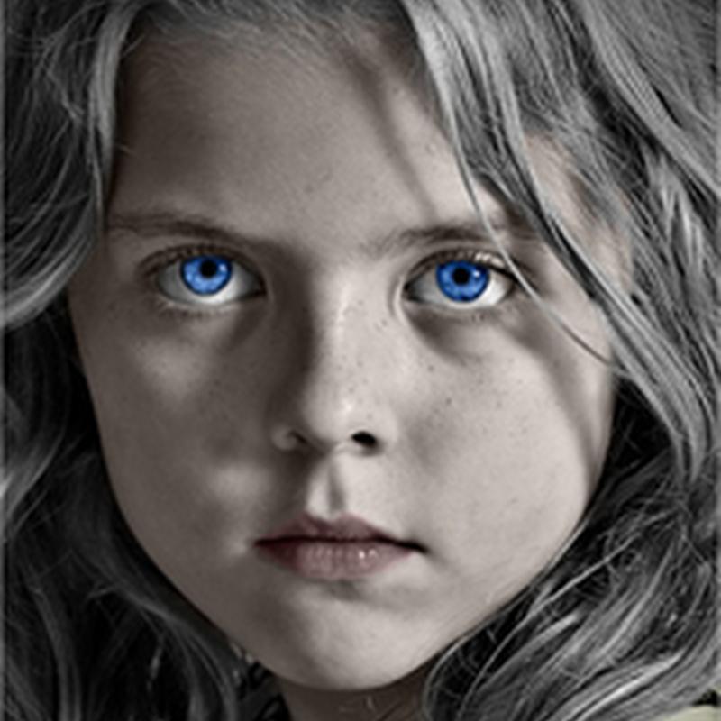 26 espectaculares fotografías blanco y negro con toques de color