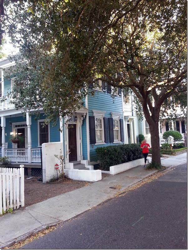 Charleston, Jogger