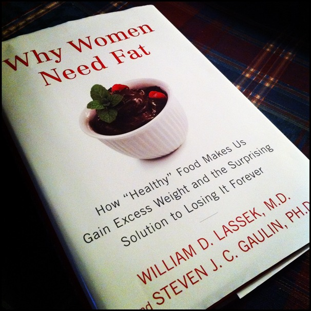 why women need fat