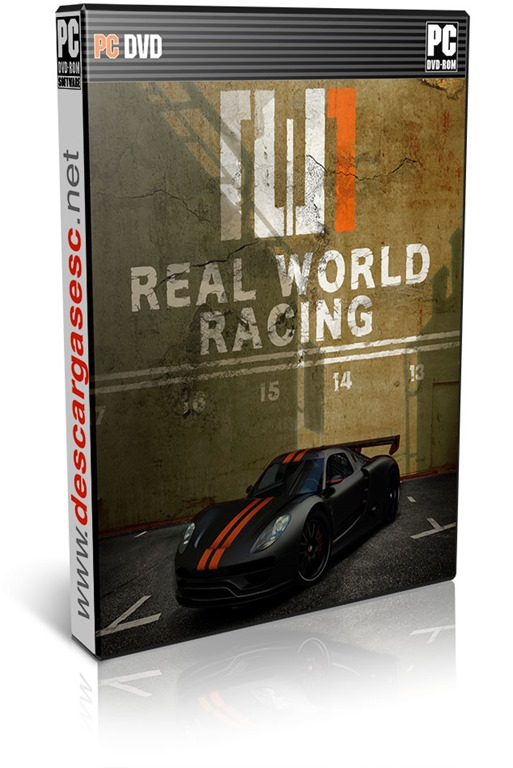 Real World Racing-SKIDROW | 2013 | Multi-7 | PC-Full