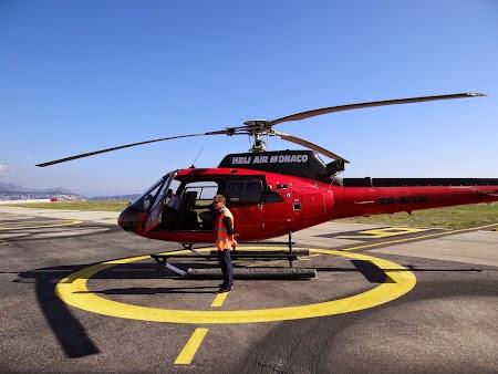 02. Heli Air Monaco - elicopterul de Monte Carlo.JPG
