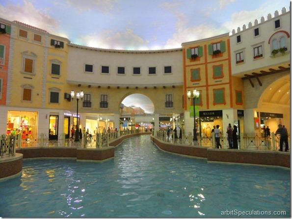 Doha or Venice?