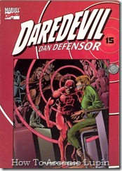 P00015 - Daredevil - Coleccionable #15 (de 25)