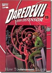 P00015 - Daredevil - Coleccionable #15 (de 25)