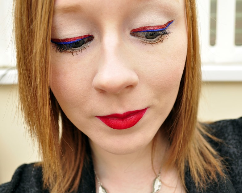 main street usa makeup look disney magic kingdom