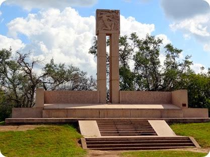 Fannin's memorial