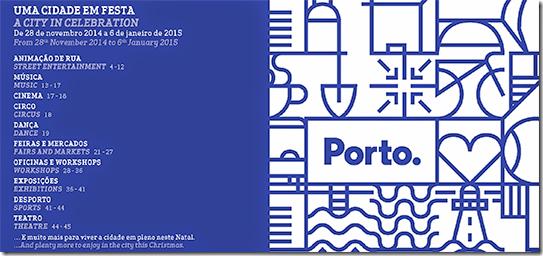 Programa de Natal Porto 2014