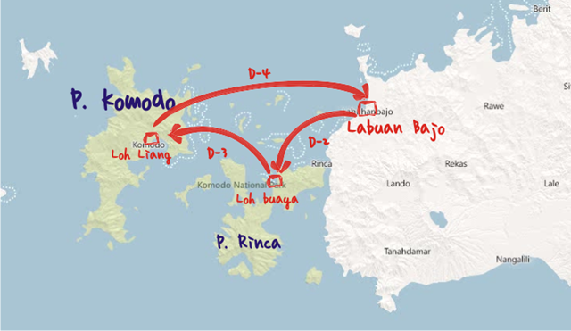 My Dream Destination for 2012 – Pulau Komodo | the atmojo