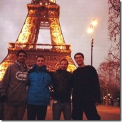 Equipe Brasileira Em Paris