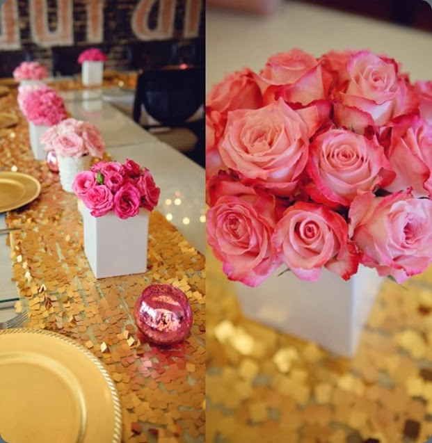 just roses posh and Kethley Photography floral-table