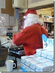 paddock Santa