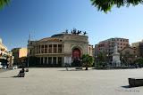 Le Théâtre Politeama Garibaldi de Palerme
