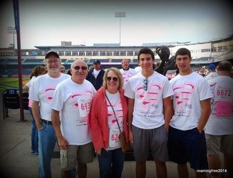 Donnie, Dan, Dee, Bryce & Nick
