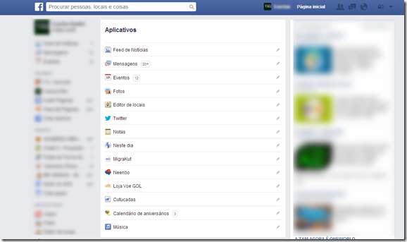 Como desativar aplicativos do seu perfil do Facebook.fw
