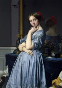 ingres haussonville