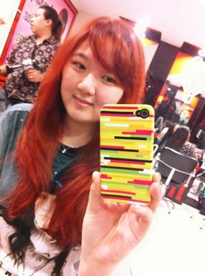 Cilla Red Hair