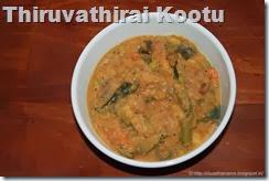 Thiruvathirai Kootu