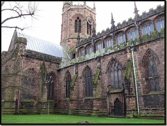 St Mary's Church, Nantwich