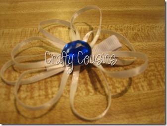 Loopy Flower Bow (1)