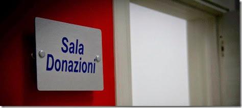 Avis Valguarnera - sala donazioni