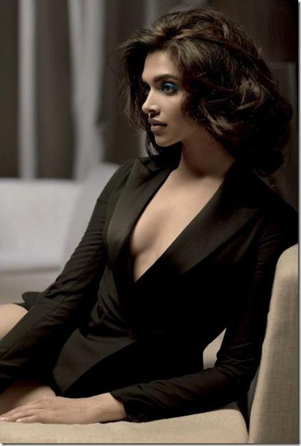 Deepika Padukone LOfficiel India Hot Photoshoot Pics, Deepika Padukone Latest Hot Photoshoot Photos