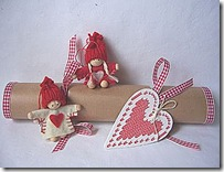 Felt Doll Crackers