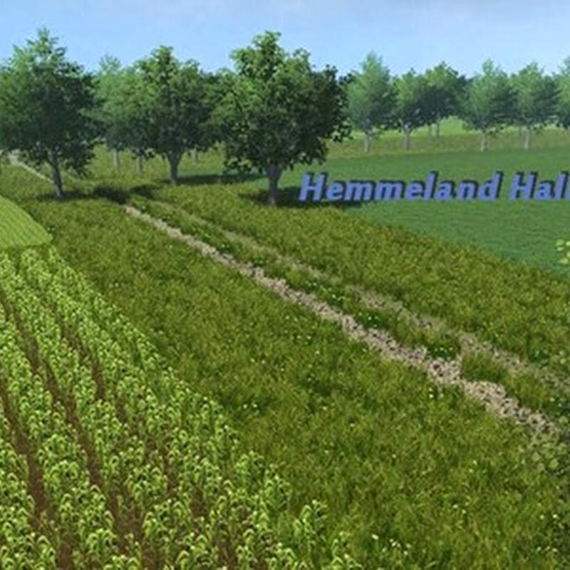 Farming simulator 2013 - Hemmeland Peninsula v 1.0