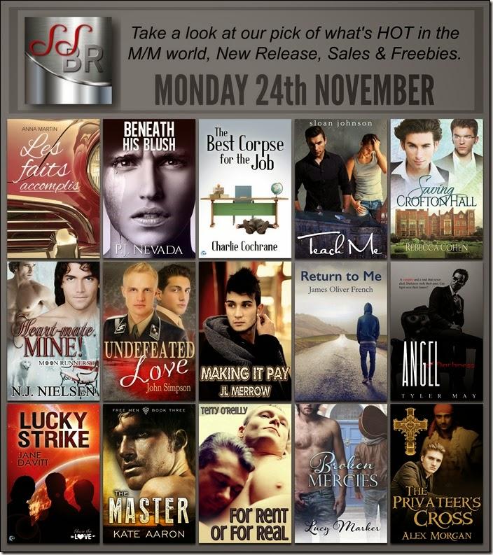 Monday 24th November