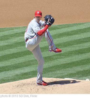'Cole Hamels' photo (c) 2010, SD Dirk - license: http://creativecommons.org/licenses/by/2.0/