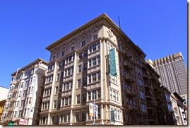 Warwick Hotel 490 Geary Street