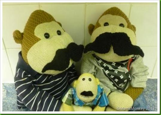 Movember Mugshots