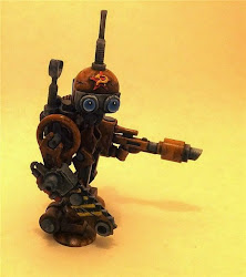 Подробная инструкция по кастомизации: Робот-ветеран