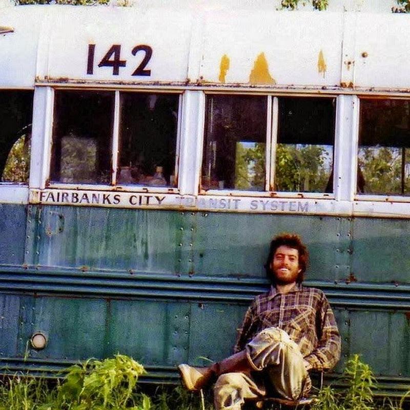 "Christopher McCandless' Abandoned ""Magic Bus"""