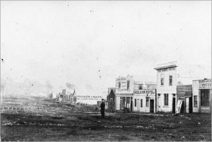 Hokitika 1867