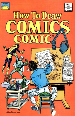 How to draw comics by John Byrne