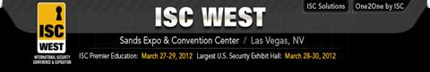 ISC West 2012