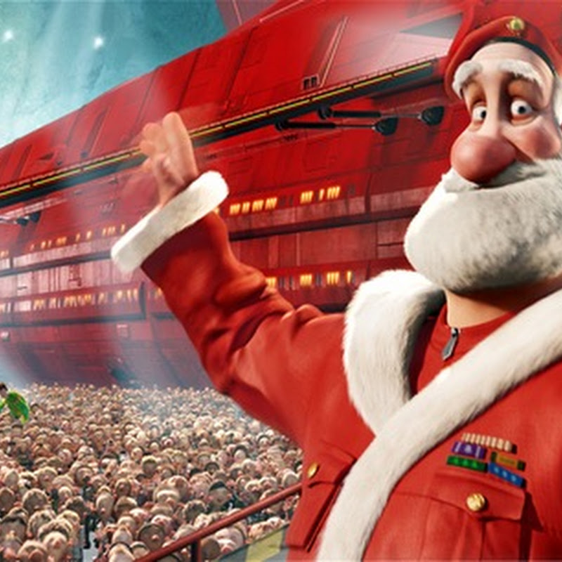 How does Santa deliver all those presents in one night? Arthur Christmas has the answer.