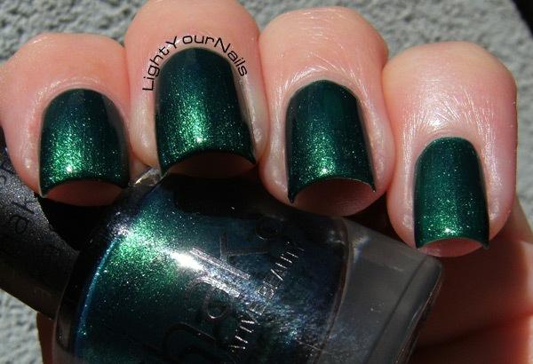 Shaka Emerald (CH3)