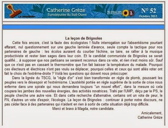 Brinhòla Catherine Grèze
