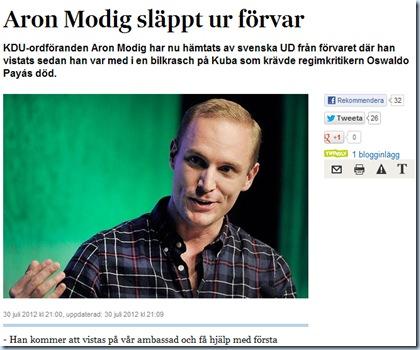Aron Modig