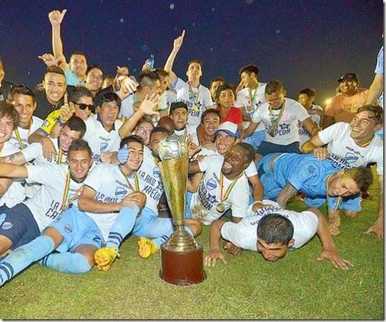 Fútbol de Bolivia