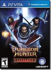 dungeon hunter alliance review, dungeon hunter alliance vita