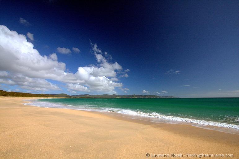 Spirits Bay Strand